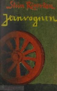 Faksimile av omslaget til 1. utg. 1909 (Bokhylla.no)