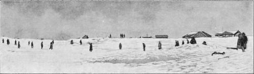 VINTERLIV PAA HERSCHELØEN 1905-1906.