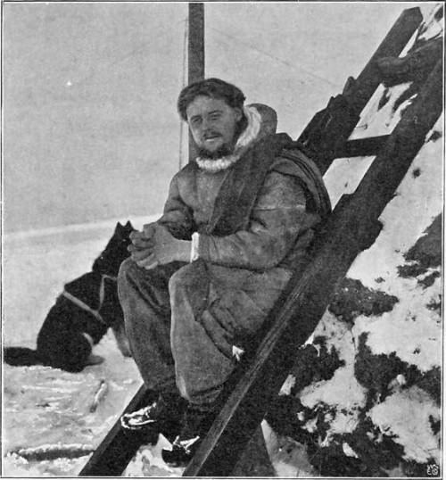 LØITNANT HANSEN (VAAREN 1906).