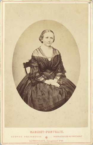 Fotografi sendt til H. Ibsen 17/9 1880 (Brevs. 200)