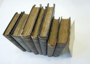 Christiane Korens dagbøker, Ms.8° 1464 og Ms.8° 346