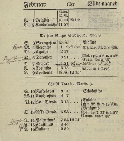 1850_almanakk_februar_side1
