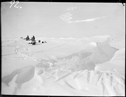 Sydpoeln 1911