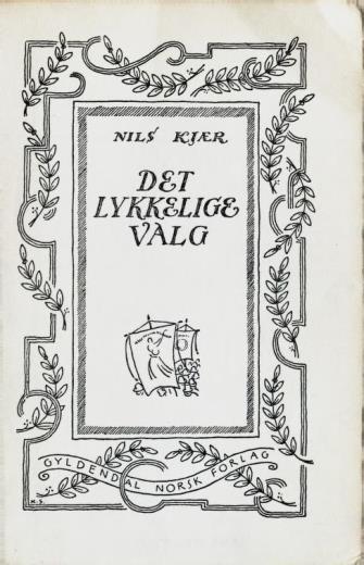 Tittelblad, 3. utgave, 1931