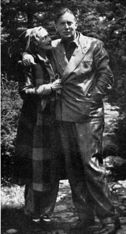 Gerd og Nordahl Grieg