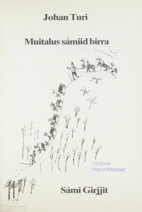 Tittelblad, 1987-utgaven