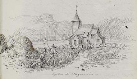 Eglise de Vagnsnäs –