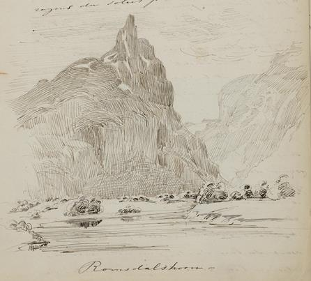 Romsdalshorn –
