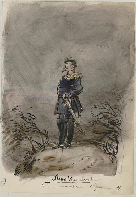 Storm VergelandCommenderar Corpsen B