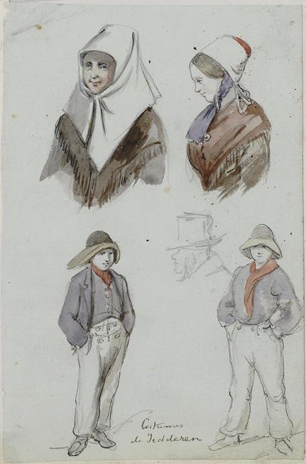 Costumes de Jedderen