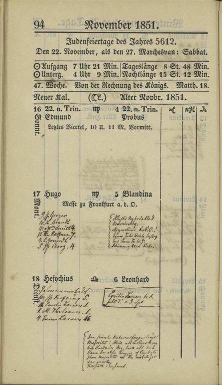 1851_almanakk_november_6