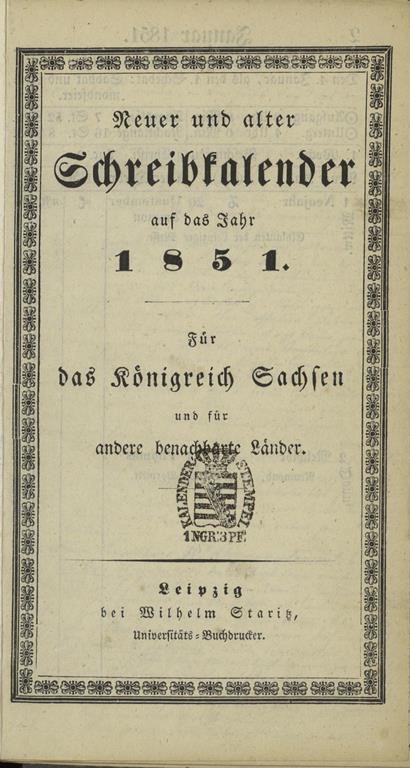1851_almanakk_tittelside