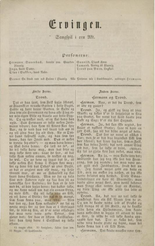 1. utgave, 1855, s. 1