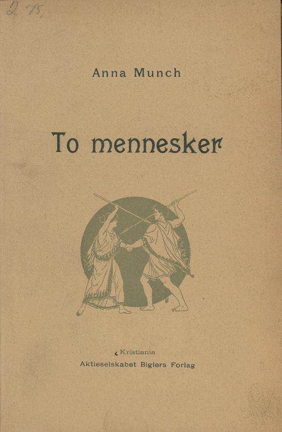 Omslag, 1. utgave, 1897